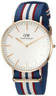 Daniel Wellington Belfast Rose Men's Quartz Watch