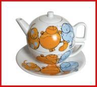 Herbatka dla Ciebie seria Koty 3 Hausmaler