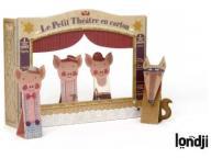 LONDJI Teatrzyk z pacynkami - Trzy świnki