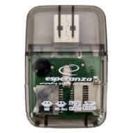 CZYTNIK KART PAMIĘCI ALL IN ONE USB 2.0 SD MMC