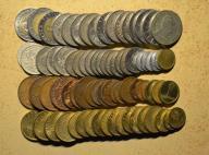 Portugalia - 78 monet mało powtórek - BCM