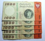 1000 zł Kopernik 1965 ser.B - OKAZJA