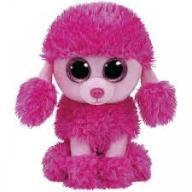 Maskotka Beanie Boos różowy pudel Patsy 15cm