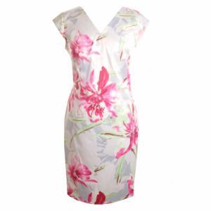 950889ea5e Sukienka KMX 70900 12260A balsamiczny kwiat - 44 - 5982001816 ...
