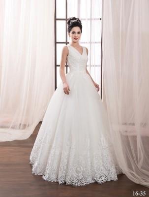 Nowa Suknia ślubna Koronkowa Księżniczka 6734163318