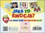 Jaka to emocja? What kind of emotion is it?