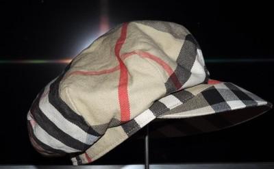 BURBERRY LONDON czapka, kaszkiet, beret, czapka