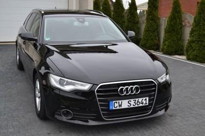Audi A6 3 0tdi Kombi Ful Wyposazenie 2014r 6780400895 Oficjalne Archiwum Allegro