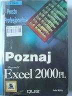 Poznaj Microsoft Excel 2000 PL - Julia Kelly 2000