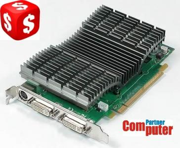 KARTA GRAFICZNA GEFORCE 8600GT 256MB DDR3 PCI-E GW
