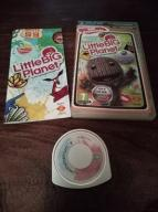 LITTLE BIG PLANET PL SONY PSP UMD BOX
