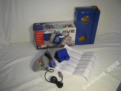 Nintendo N64 Glove Kontroler Rękawica Nowy Unikat