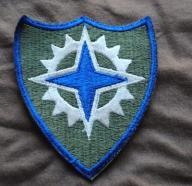 naszywka US ARMY XVI Corps