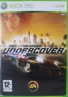 NFS Need For Speed Undercover Napisy Pl Xbox 360