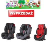 Coletto Sportivo Only Isofix Fotel 9-36 + LUSTERKO