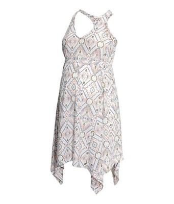 d6ebec9202 H M MAMA kolorowa sukienka ciążowa r.42(XL) - 6316457876 - oficjalne ...