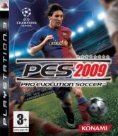 PES 2009 Winning Eleven 2009 - PS3 Użw Game Over