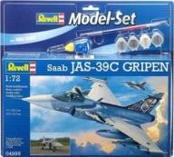 No mercy (cd.)! - REVELL SET - SAAB JAS-39C Gripen