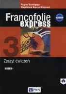 Francofolie express 3 Zeszyt ćwiczeń  24h