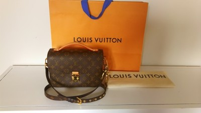 cf8dadc08adf8 100%ORYGINALNA Louis Vuitton Metis Pochette - 6886033739 - oficjalne ...