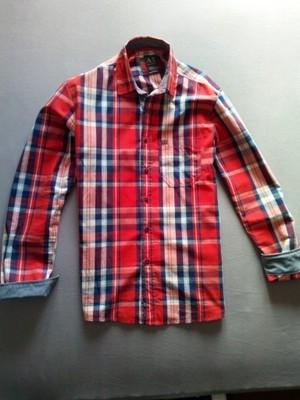 Koszula ARMANI EXCHANGE w kratę, jak nowa. KRATA