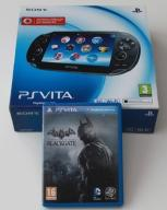 PS VITA 3G/WIFI + 16GB + Batman Blackgate