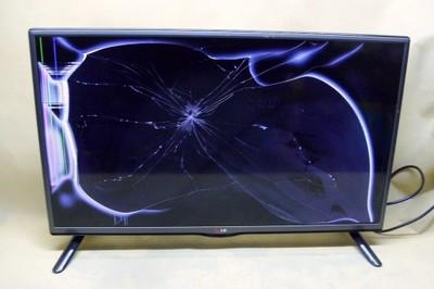 TV LED LG 32LB550B uszkodzony - 6696899082 - oficjalne