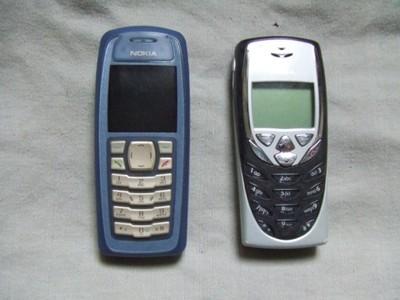 Zaktualizowano 2 x stare komórki: NOKIA 8310 oraz 3100 - 6813520149 - oficjalne MX34