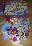 Lego Friends Centrum handlowe Heartlake 41058 używ