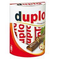 Ferrero Duplo Batoniki orzechowe 10 szt. 182g