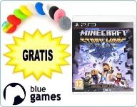 MINECRAFT STORY MODE WAWA PS3 NOWA FOLIA + GRATIS!