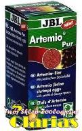 JBL ArtemioPur 40ml jaja solowca - artemia