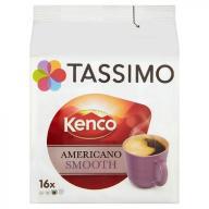 Tassimo Kenco Americano Smooth Coffee, 128 g