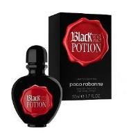 PACO RABANNE BLACK XS POTION 50ml EDT LIMITED ED.