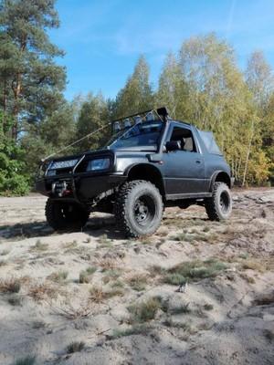 Suzuki Vitara 1 6 8v Lpg Po Remonci Off Road 6687336210 Oficjalne Archiwum Allegro