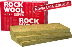 Welna Mineralna Rockwool Superrock 7 5cm 5600658162 Oficjalne Archiwum Allegro