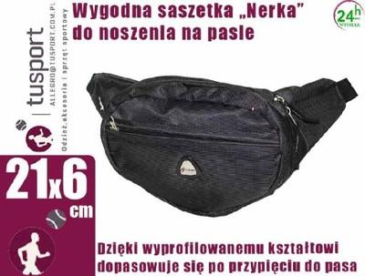 7cb5e1310a84e Semi Line SASZETKA Nerka BIODROWA na Pas 21x14cm - 5707237840 ...