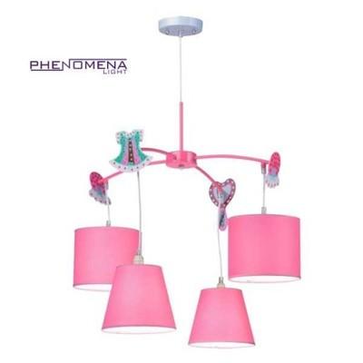 Lampa Do Pokoju Dziewczynki Sweety Różowy 3017413 6739303663