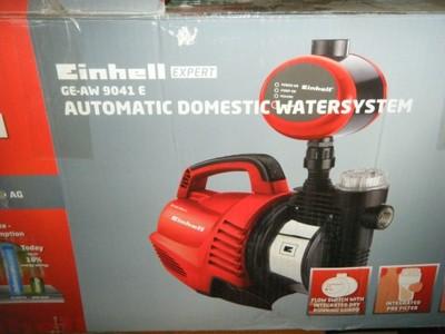 Einhell GE-AW 9041 E Pompe automatique ge-aw 9041 e