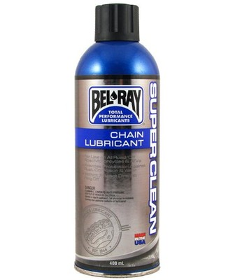SUPER SMAR DO ŁAŃCUCHA BEL-RAY SUPER CLEAN 400ML