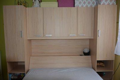 Meble Do Sypialni łóżko Z Zabudową 6437711447 Oficjalne