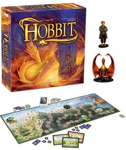 Hobbit Gra Planszowa Hit 7056510329 Oficjalne Archiwum Allegro