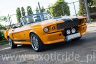 = Ford Mustang Shelby Eleanor 1968 GT500 Cabrio =