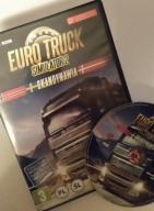 EURO TRUCK SIMULATOR 2 SKANDYNAWIA PC/PL STAN 6-/6