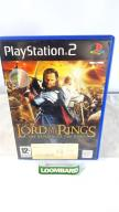 GRA PS2 THE LORD OF THE RINGS