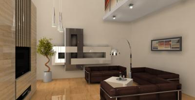 Projekt Salonu Z Kuchnia Aranzacja Wnetrz 6135774408 Oficjalne