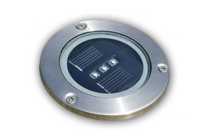 Lampa Solarna Najazdowa Oświetlenie Podjazdu 4 Szt