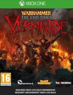 Warhammer: End Times: Vermintide PL XBOX ONE