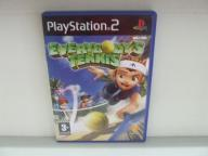 PS2 Everybody's Tennis