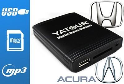 ZMIENIARKA MP3 USB HONDA ACCORD CIVIC CRV xCarLink